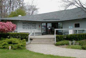 Mysteries Beneath the Waves, Michigan Maritime Museum