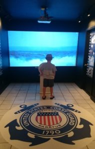 Michigan Maritime Museum: Coast Guard Exhibit